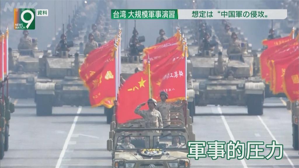 為堵中國擴張!  美、日、印、澳、法五國將聯合軍演