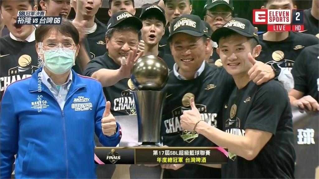 SBL/台啤大勝裕隆39分!蔣淯安單場24分獲MVP