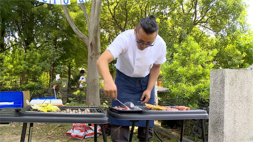 中秋節烤肉必殺技來了! 厚切牛排.大龍蝦輕鬆烤 型男主廚教戰