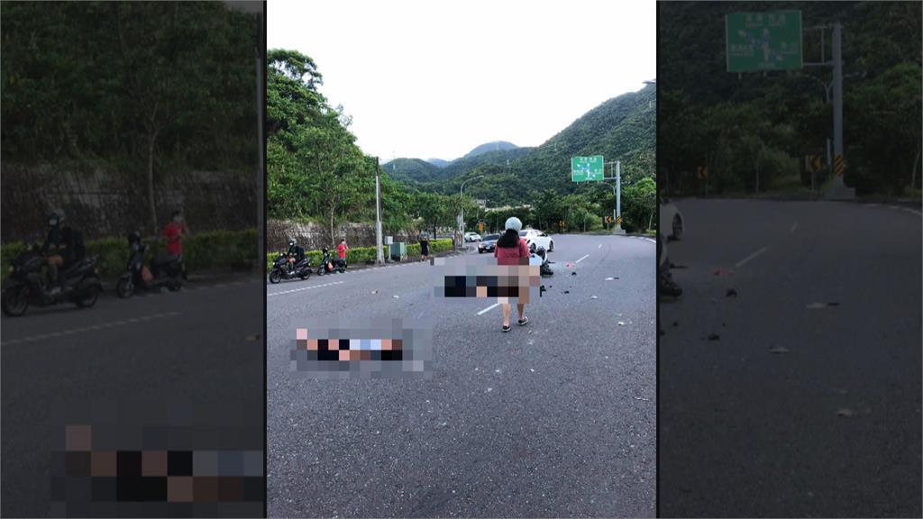 蘇澳兩機車相撞2昏迷 昏迷少女家屬揪肇責 徵行車紀錄器