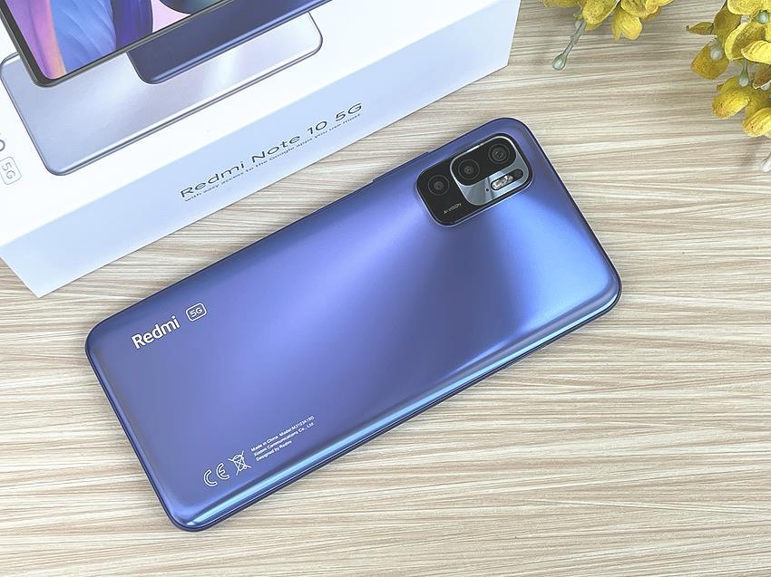 Redmi 雙機出擊!5G 市場破壞王 Redmi Note 10 5G 與 Redmi Note 10S 搶佔中階市場