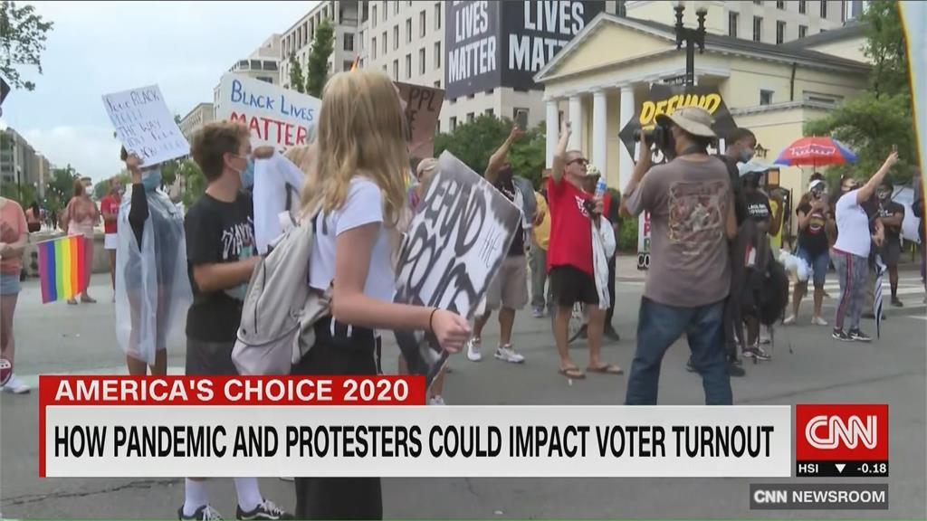 社會吵越兇投票越踴躍今年美國大選投票率看漲?