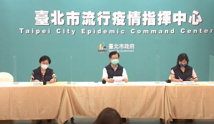 LIVE/林穎孟爆至少2人打到過期AZ疫苗! 北市府急召開記者會說明