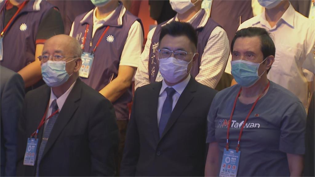 林為洲拋「國民黨名去中國」 嚇壞黨內馬英九:不在議程中的問題不必討論