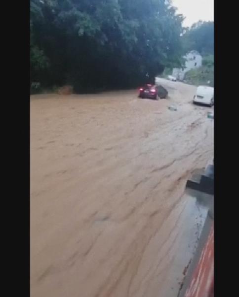 歐洲野火淹水不斷 比利時又被慘淹