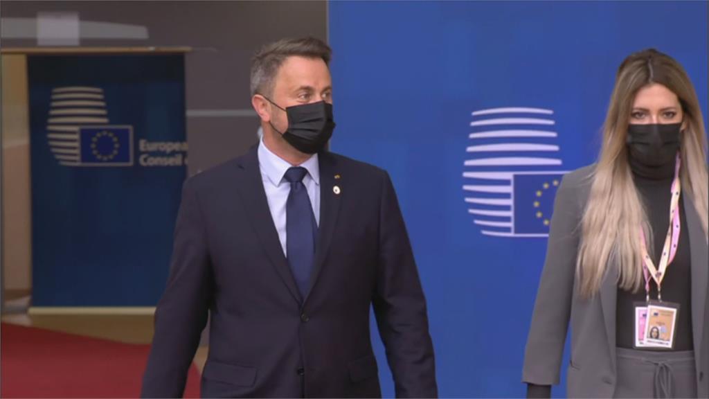 才參加完歐盟領袖峰會... 盧森堡總理貝特爾驚傳確診