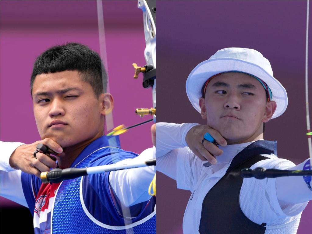 東奧/湯智鈞8強賽「射下」南韓!韓媒大讚「他是台灣金濟德」