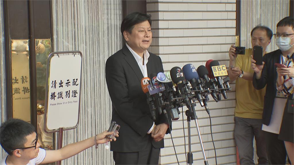 傅崐萁月底有望出獄 黃國昌酸:權貴罪犯果然不一樣