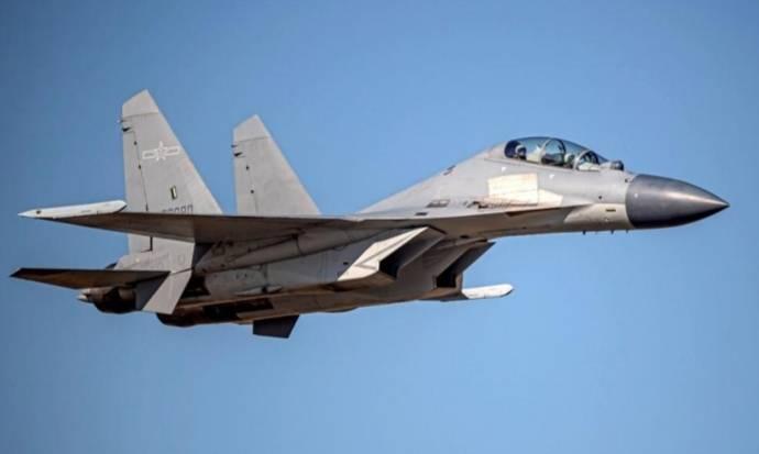 快新聞/連4天擾台! 中國軍機4架次闖我西南空域 空軍防空飛彈追監