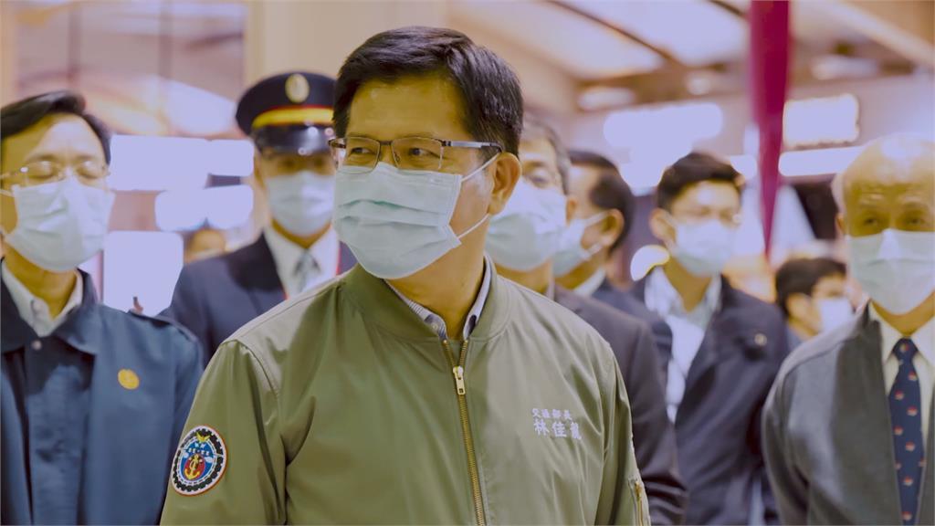 交通部辦「新春記者會」 林佳龍發表未來展望