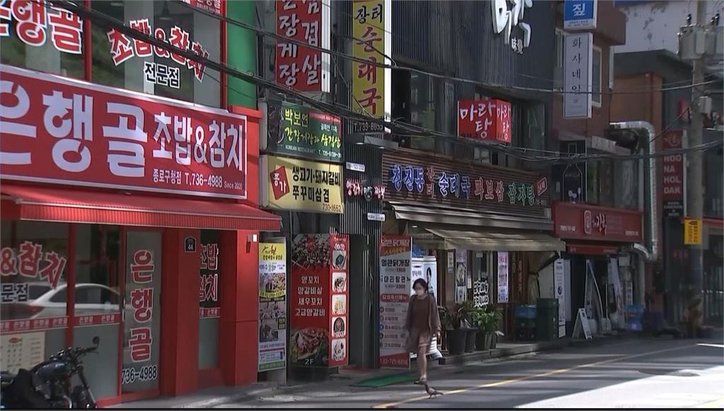 快新聞/南韓第4波疫情!連20天單日確診四位數 累計逾19萬人染疫