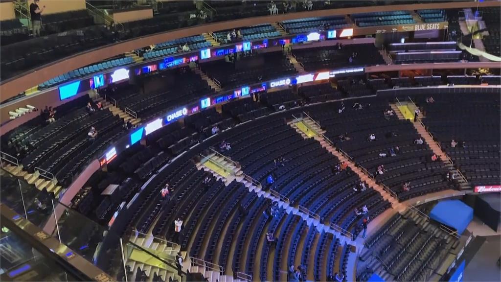 NBA/等一年終於開門!紐約州規定鬆綁 尼克隊主場迎球迷