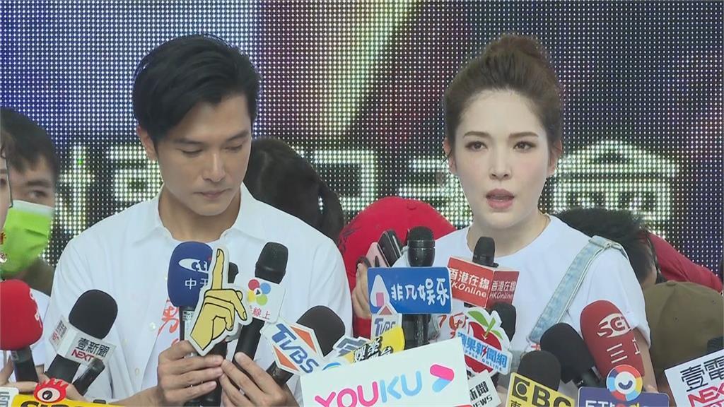 被爆密婚又離婚  許瑋甯露面首談感情  證實分手劉又年