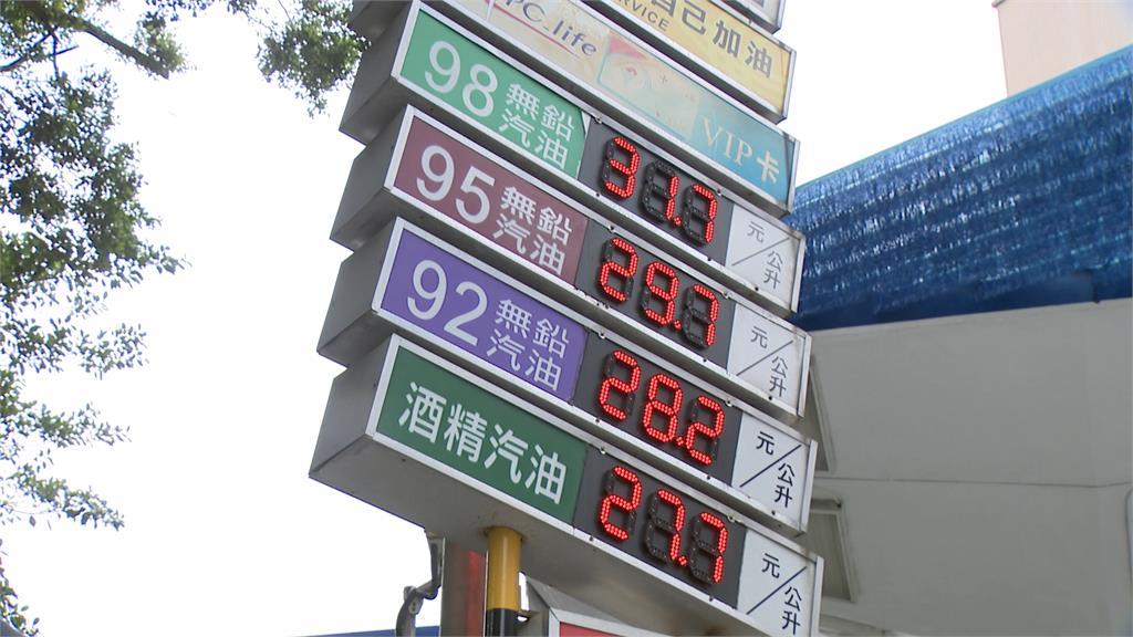 油價連8漲 運匠嘆:收入都獻給中油