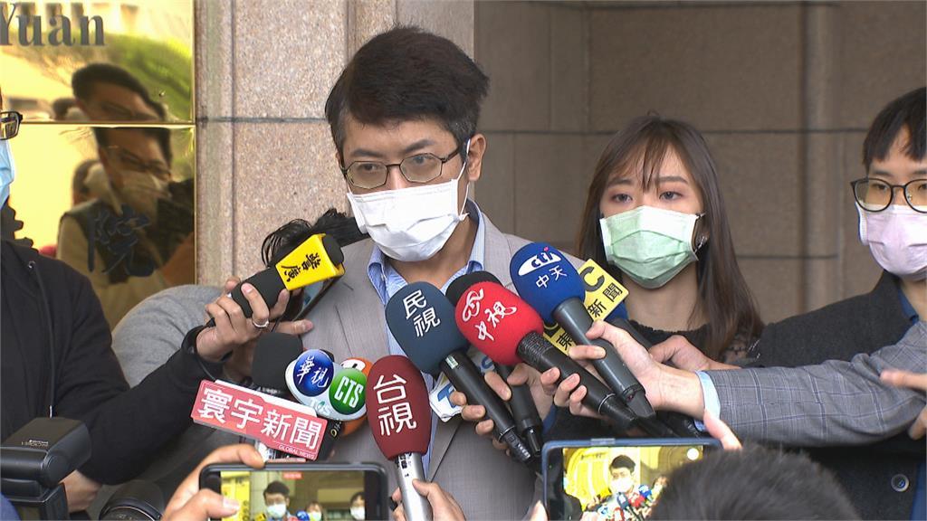 快新聞/與記者辦公室性行為被判撤職停用 丁允恭:法院認定我沒性騷擾