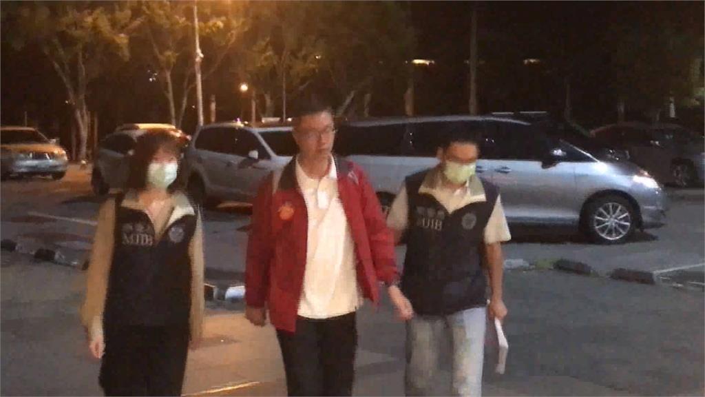 花蓮兩員涉採購弊案遭收押 縣長徐榛蔚突現身關心