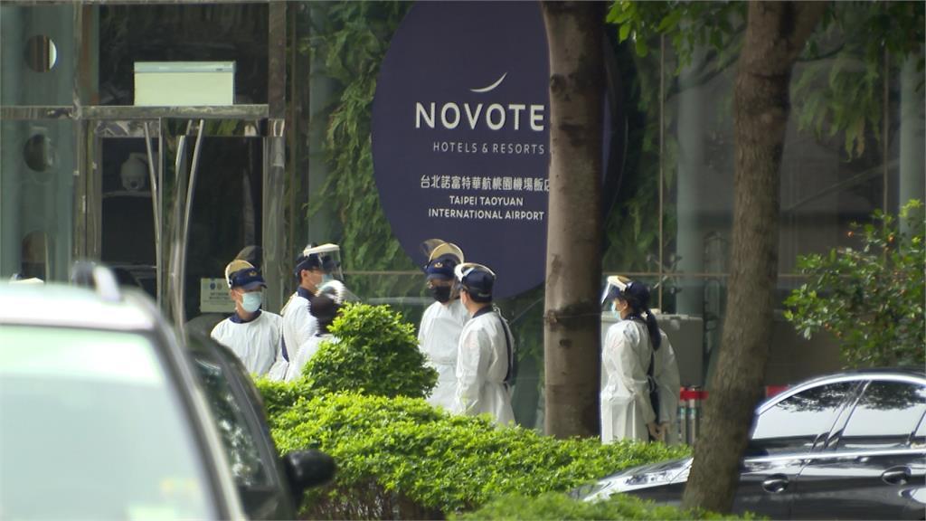 華航諾富特案恐有3大感染源 6人病毒序列出爐