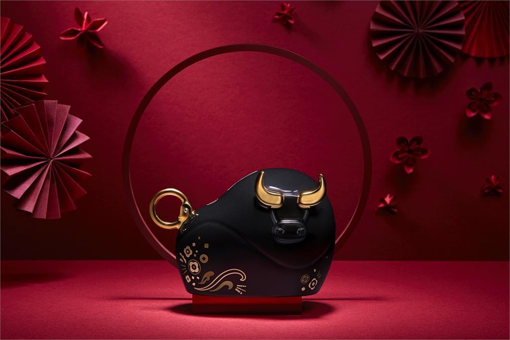 新東陽牛年限量和牛肉乾瓷器禮盒最應景 頂級質感送禮自用兩相宜