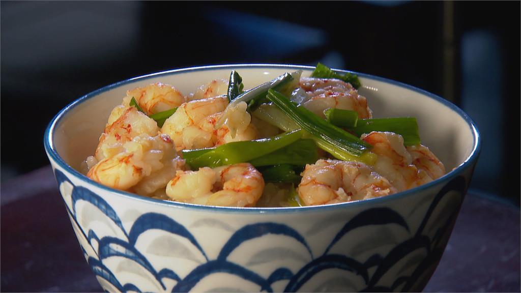 澎湃海產粥 六種海鮮熬出自然甘甜