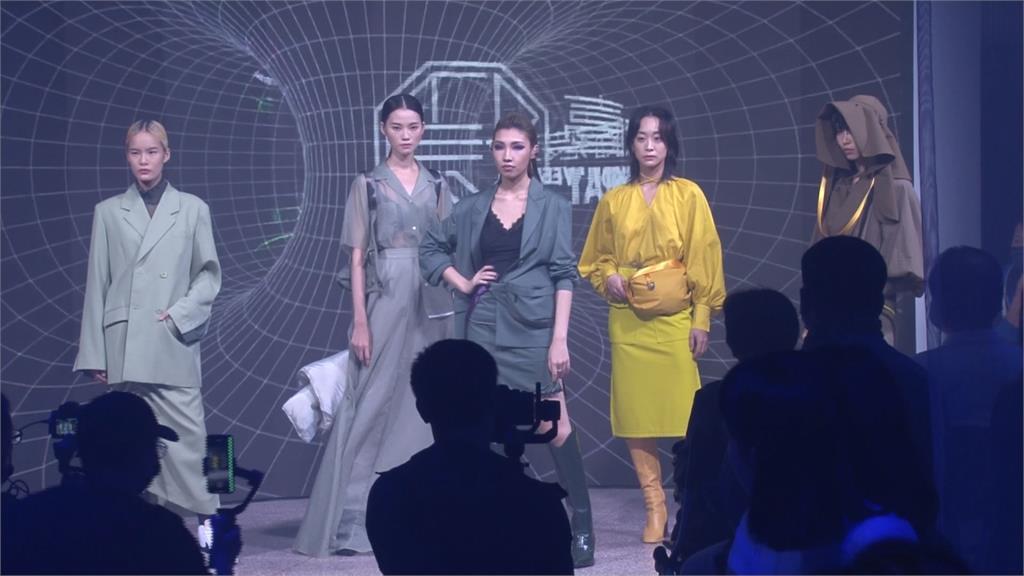 台北時裝週「數位神遊秀」傳統文化結合創新科技