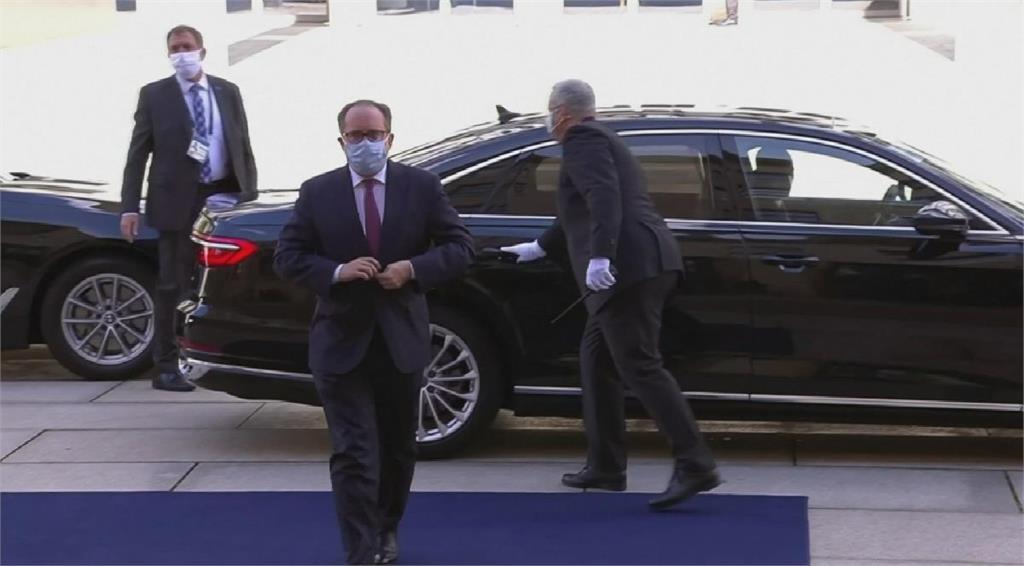奧地利外長確診 疑在歐盟會議上染疫