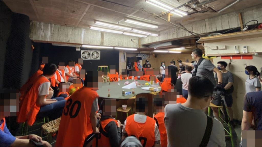 「賭性堅強」下場曝:桃園66人群聚 衛生局重罰462萬破全台紀錄