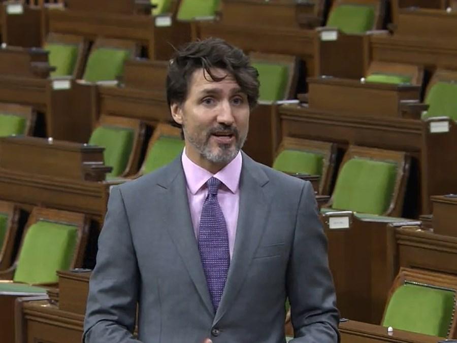 加拿大HFX論壇頒獎<em>蔡英文</em>總統 國會、總理都支持
