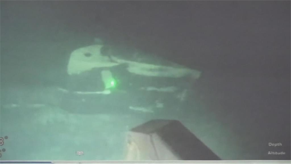 印尼失聯潛艦 證實艦上官兵全數罹難 將打撈潛艦與遺體