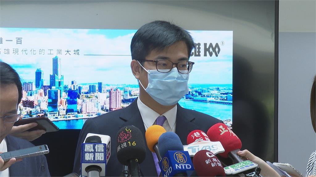 疫苗政策髮夾彎 陳其邁致電蘇揆建議
