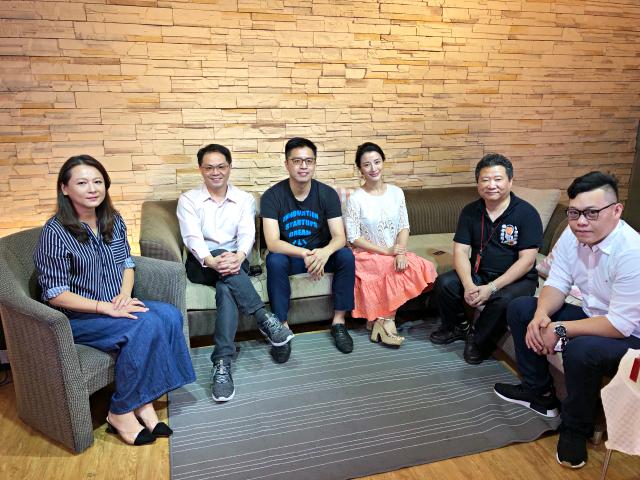 「關注台灣」平台上線   各界菁英加入協助創造經濟