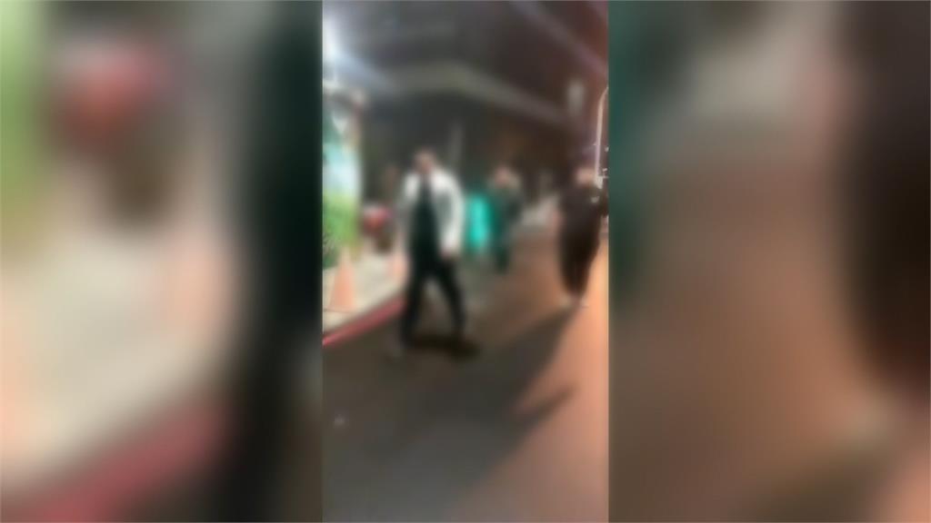 停車糾紛遭圍毆 男子大喊「我是讀書人」