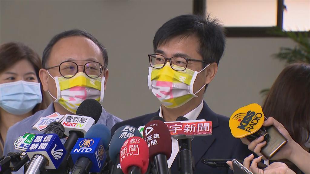 快新聞/關心美國總統大選 陳其邁:台美關係現在是自斷交以來最好時刻
