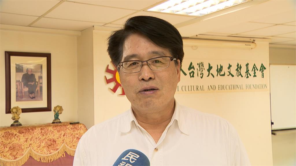 游盈隆和台中黨員座談 期盼帶領民進黨走出低潮