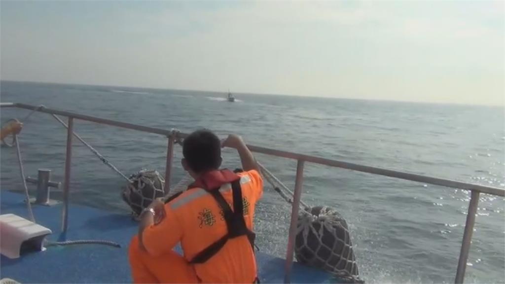 南寮幽靈船出沒?撞船甩落船長 再狂飆高速轉圈逾50分鐘!