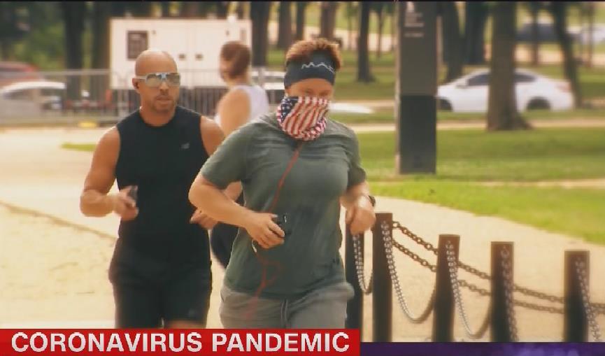 美國疫情再起 當局考慮恢復戴罩令