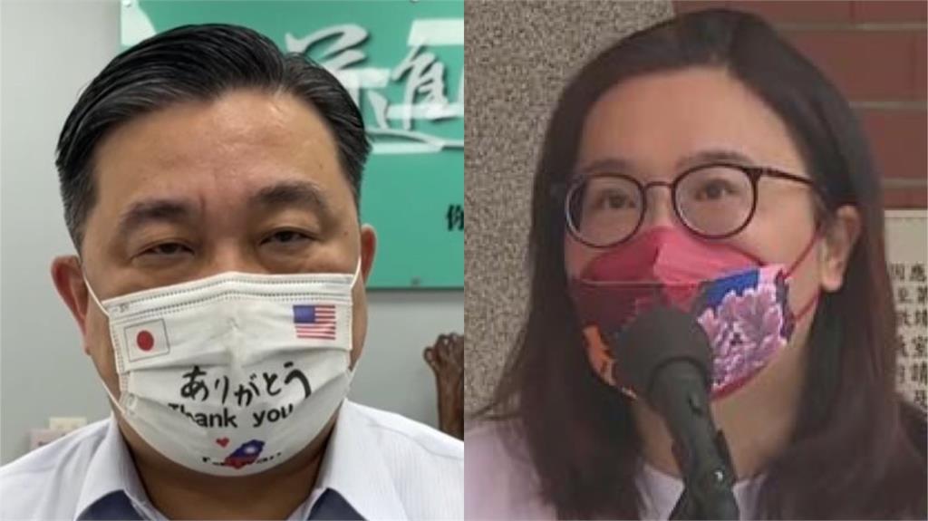 快新聞/陳玉珍喊全面跟民進黨「焦土戰爭」 王定宇酸:對中國「什麼都惦惦」