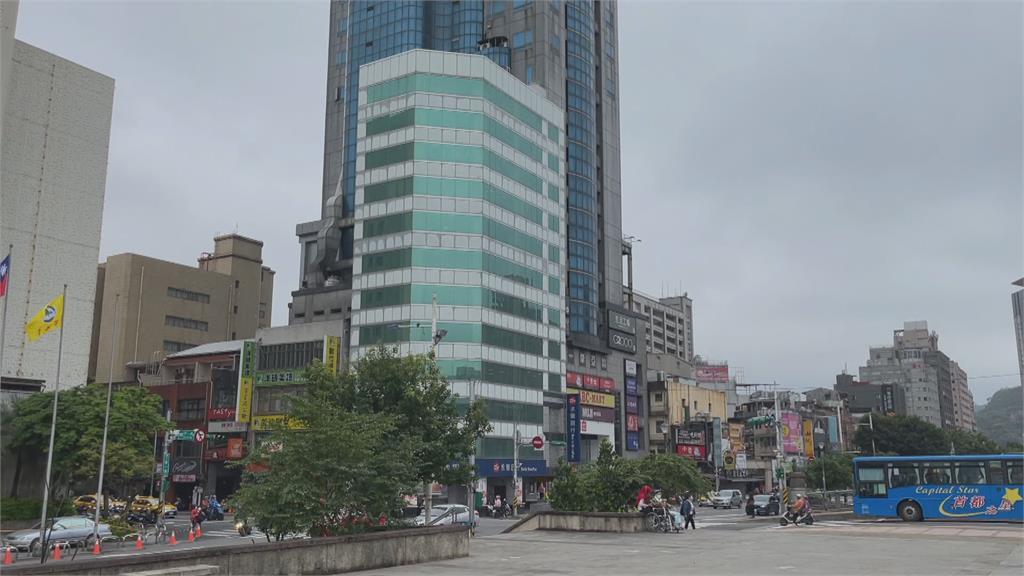 疫情衝擊客流大減 基隆最高大樓七月標售