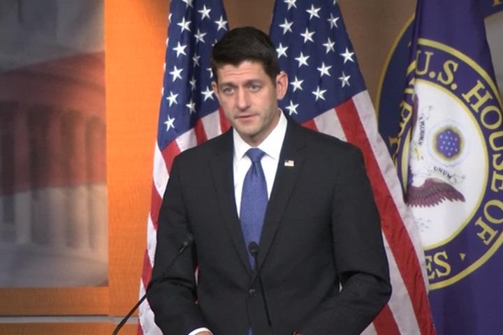 美聯邦眾院稅改案有進展  參院提減稅方案