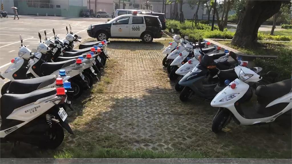台南警員酒後騎車追撞等紅燈汽車 酒測值高達0.66!記大過調職送辦