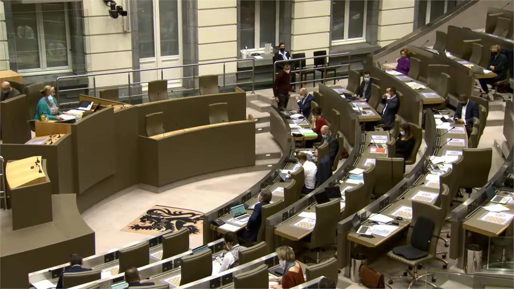 快新聞/比利時法蘭德斯議會通過決議 力挺台灣參與國際組織並強化合作