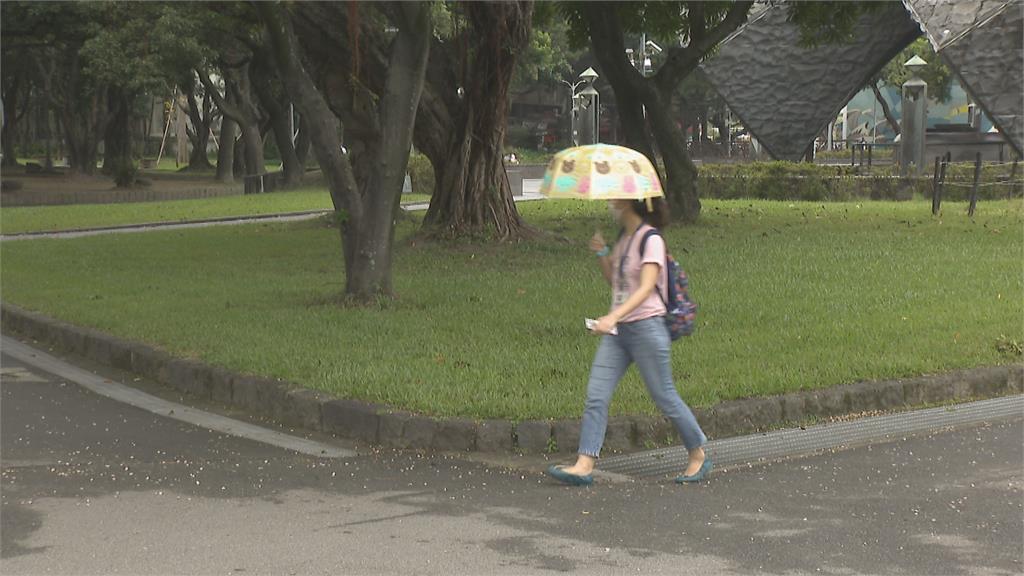 快新聞/東北風影響 氣象局對花蓮、台東發布大雨特報