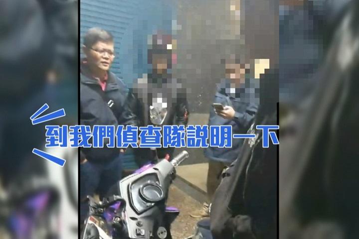男子拍試槍片火力威猛 警逮人才發現是「假會」