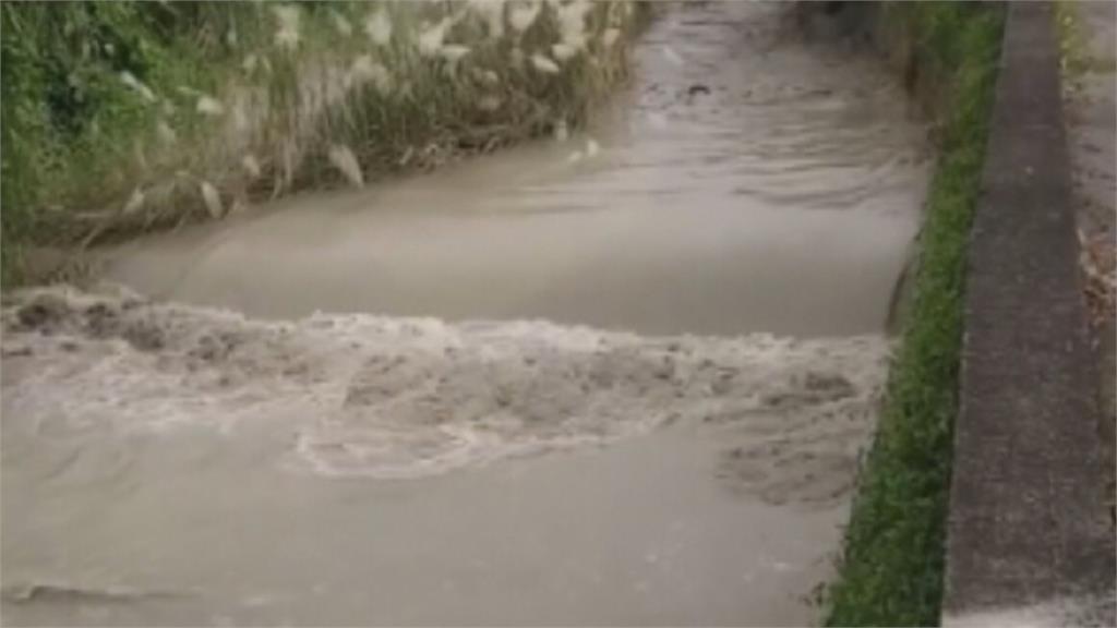 「發現溪水濁、聽到打雷」快跑溪水暴漲逃命時間只有10秒!