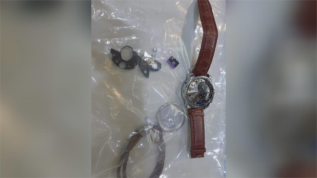 恐怖!萬華日曬房驚見「針孔手錶」男員工難耐慾望偷拍 數十名女子受害