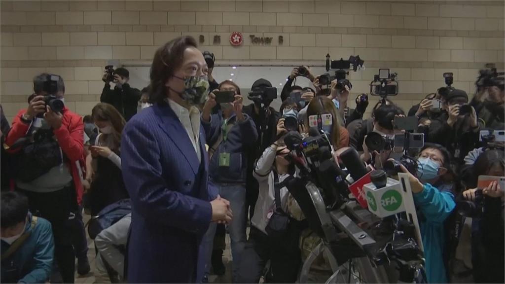 香港47人案 律政司突放棄覆核 4人終獲保釋