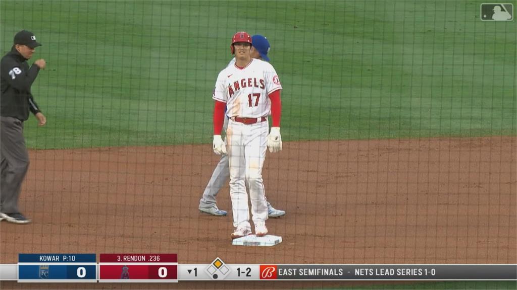 大谷秀選球眼和速度 兩場獲6保送2盜壘