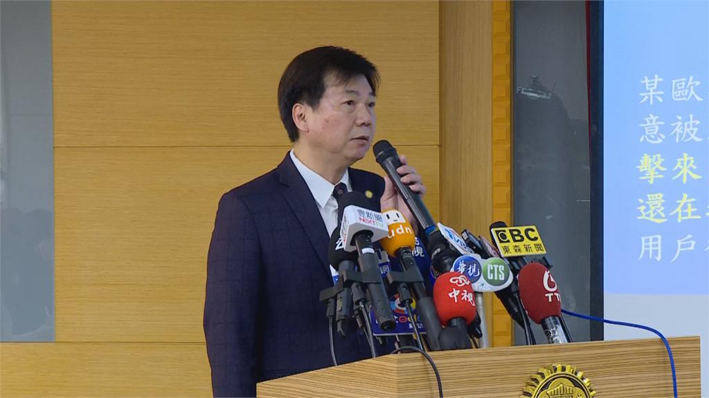 快新聞/中國網軍假冒台灣人向譚德塞道歉  調查局:「模板」廣傳還在增加