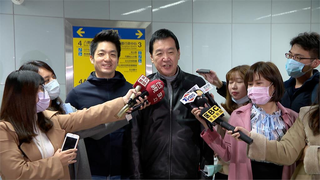 藍擬早半年完成北市長提名 蔣:媒體臆測
