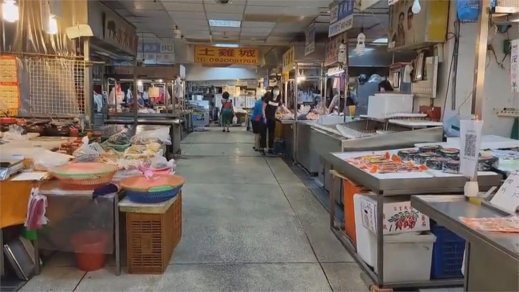 快新聞/才剛解封! 基隆成功市場又傳攤商確診 暫停營業至6/14