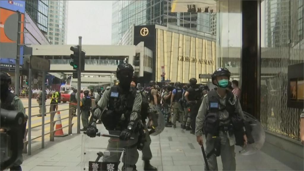 快新聞/港府稱捕53位泛民人士「不容顛覆政權」 中聯辦大讚國安法「開啟由亂向治的轉折」